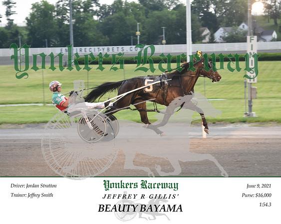 20210609 Race 1-Beauty Bayama