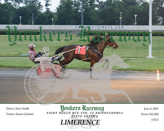 20210609 Race 2 Limerence
