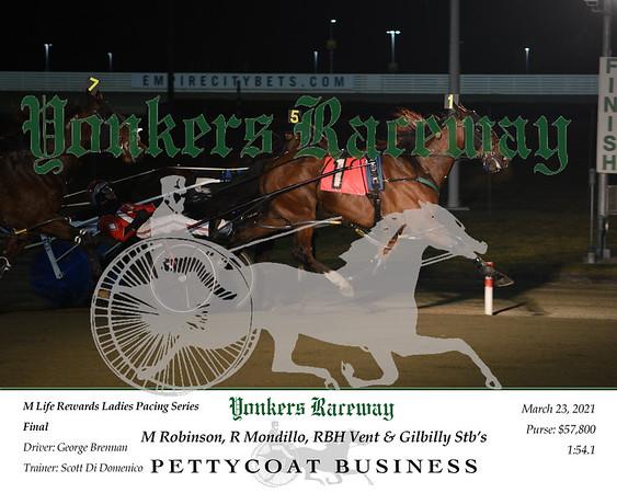 20210323 Race 6- Pettycoat Business