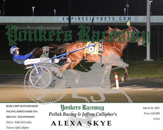 20210326 Race 7- Alexa Skye