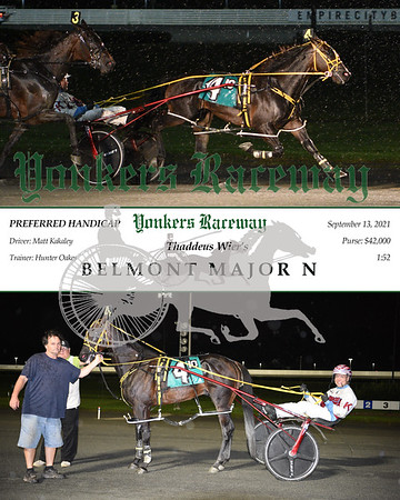 20210913 Race 10- Belmont Major N