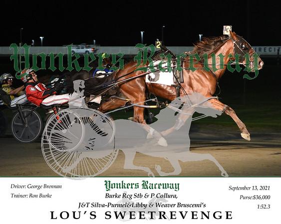 20210913 Race 5- Lou's Sweetrevenge
