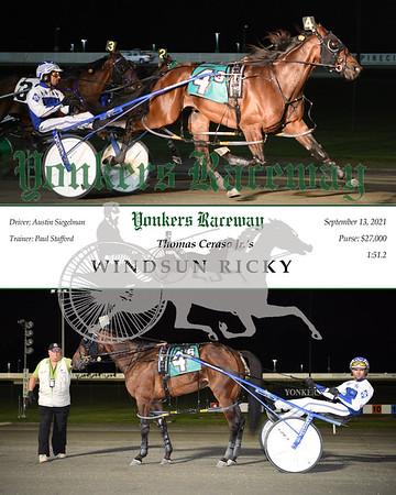20210913 Race 6- Windsun Ricky