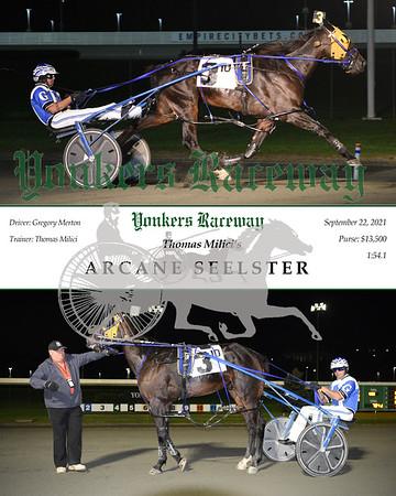 20210922 Race 10- Arcane Seelster