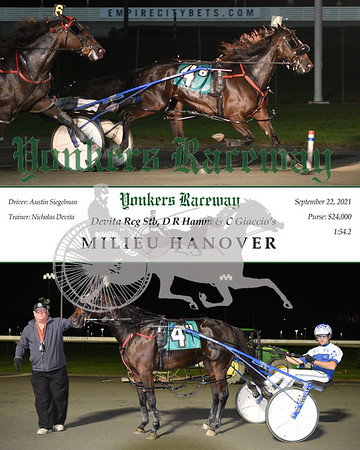 20210922 Race 8- Milieu Hanover