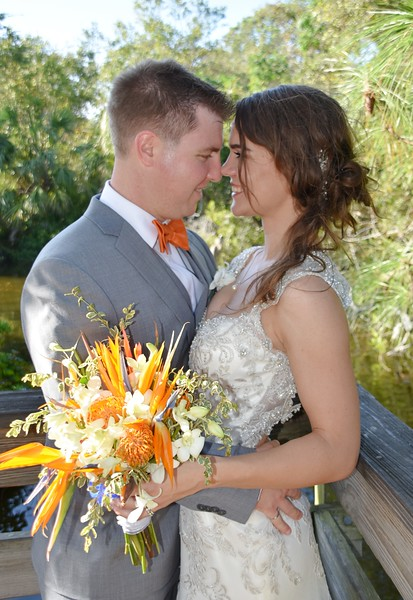 Beautiful destination wedding - Largo, Florida
