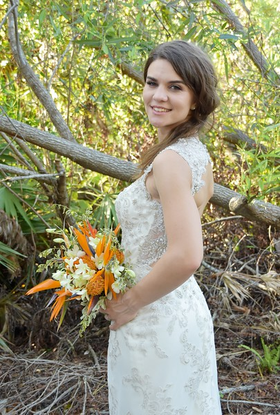 Beautiful destination wedding - Largo, Florida