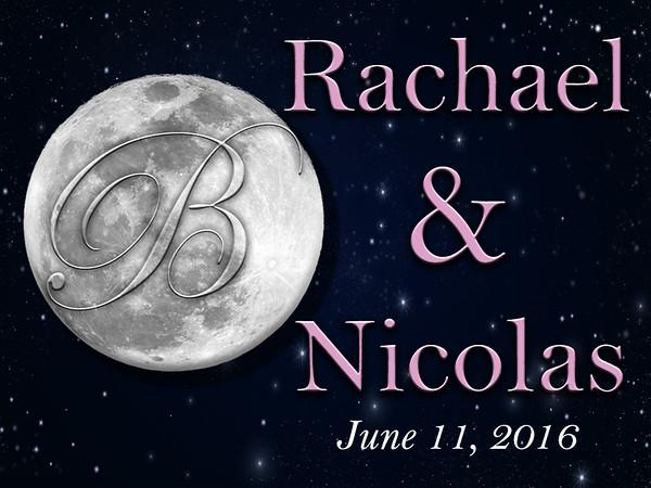Rachael & Nicola's Photo Booth
