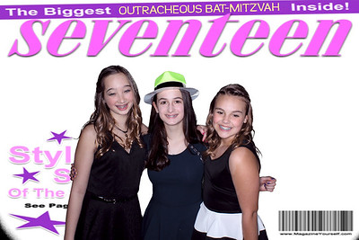 Rachael's Bat Mitzvah