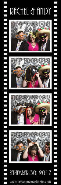 Rachel & Andy's Wedding