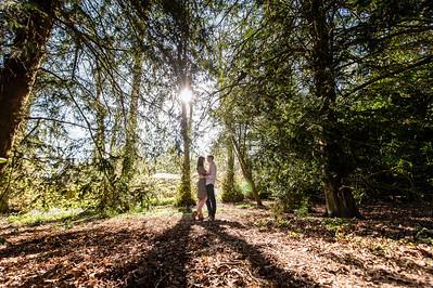 Rachel & Dan Pre Wedding Shoot