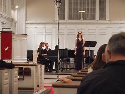 Rachel Feldman Recital 2016