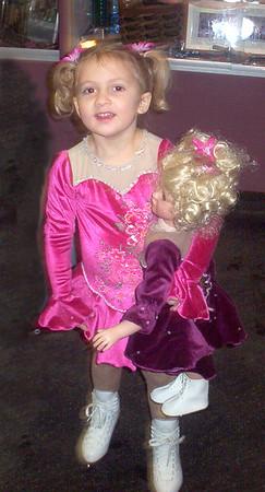 Rachel Ice Skating 2007