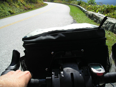 Bicycle tour of the Blue Ridge Parkway