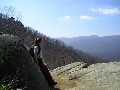 Outdoor adventures spring 2006