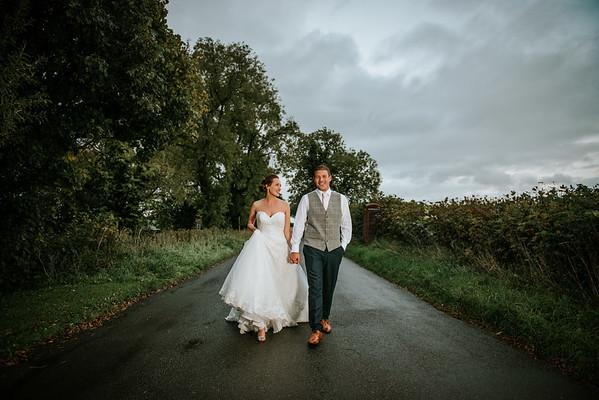 Rachel and David Wedding