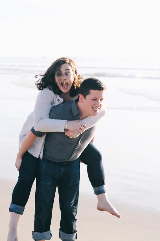 Rachel and Matt Engagement  - Color