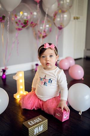 Emma First Birthday 0006