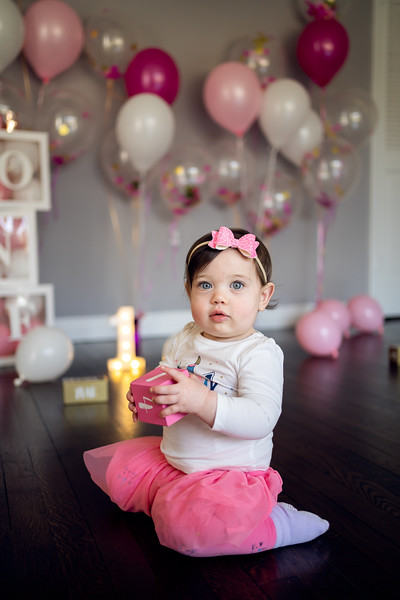 Emma First Birthday 0012