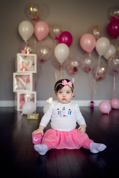 Emma First Birthday 0013