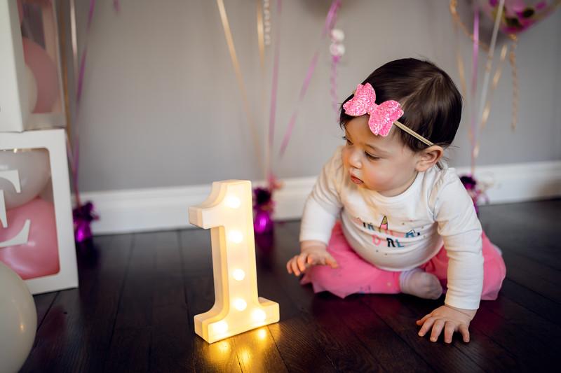 Emma First Birthday 0005