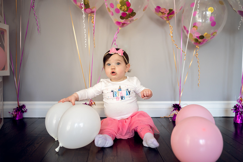 Emma First Birthday 0001