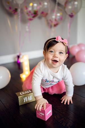 Emma First Birthday 0007
