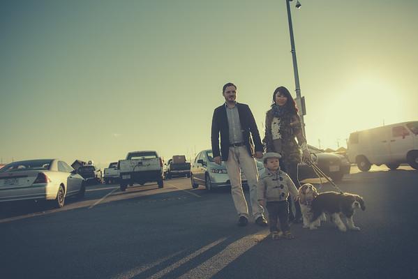 Rachel+Family | Family