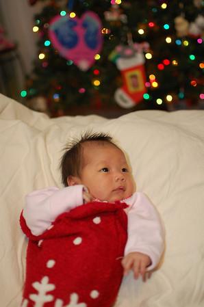 December 6, 2011 - Rachel the Stocking Stuffer