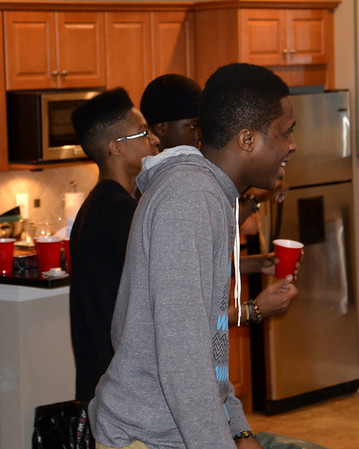 New Years Eve Party 123112