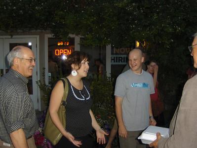 2007, Scott and Emily Wedding
