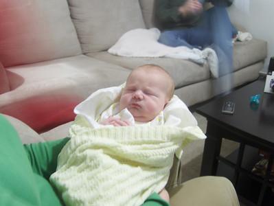 2008, Babysitting
