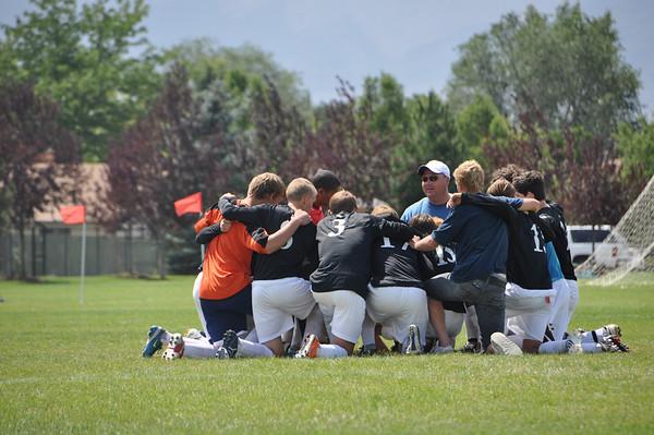 2009, Brady Johnson Soccer