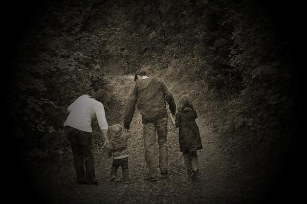 2009, Davis family pics