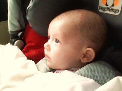 2009, Olivia - 6 to 12 weeks