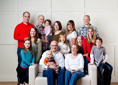 2011, Boulton Family Pictures