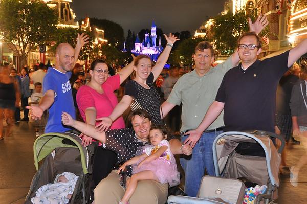 2013, Disneyland FastPass