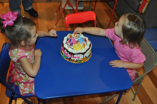 2013, Olivia's Birthday