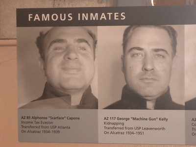 2014, Alcatraz