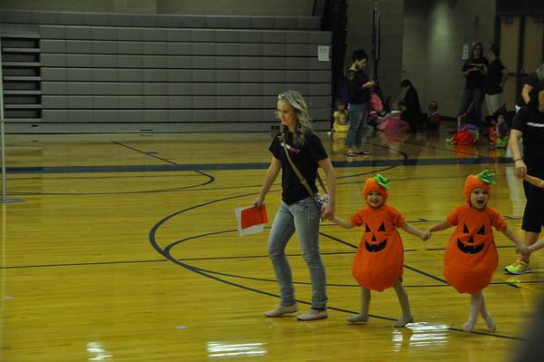 2014, Halloween Recital