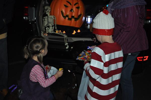 2014, Halloween