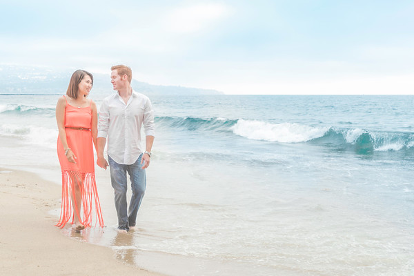 Rachelle and Logan Engagement