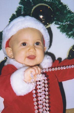 Rachel's 1st Christmas