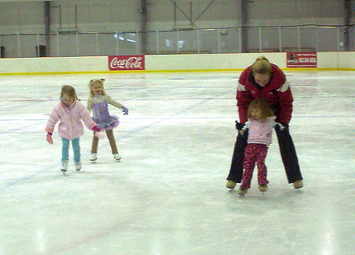 Future figure skating gold medalists??