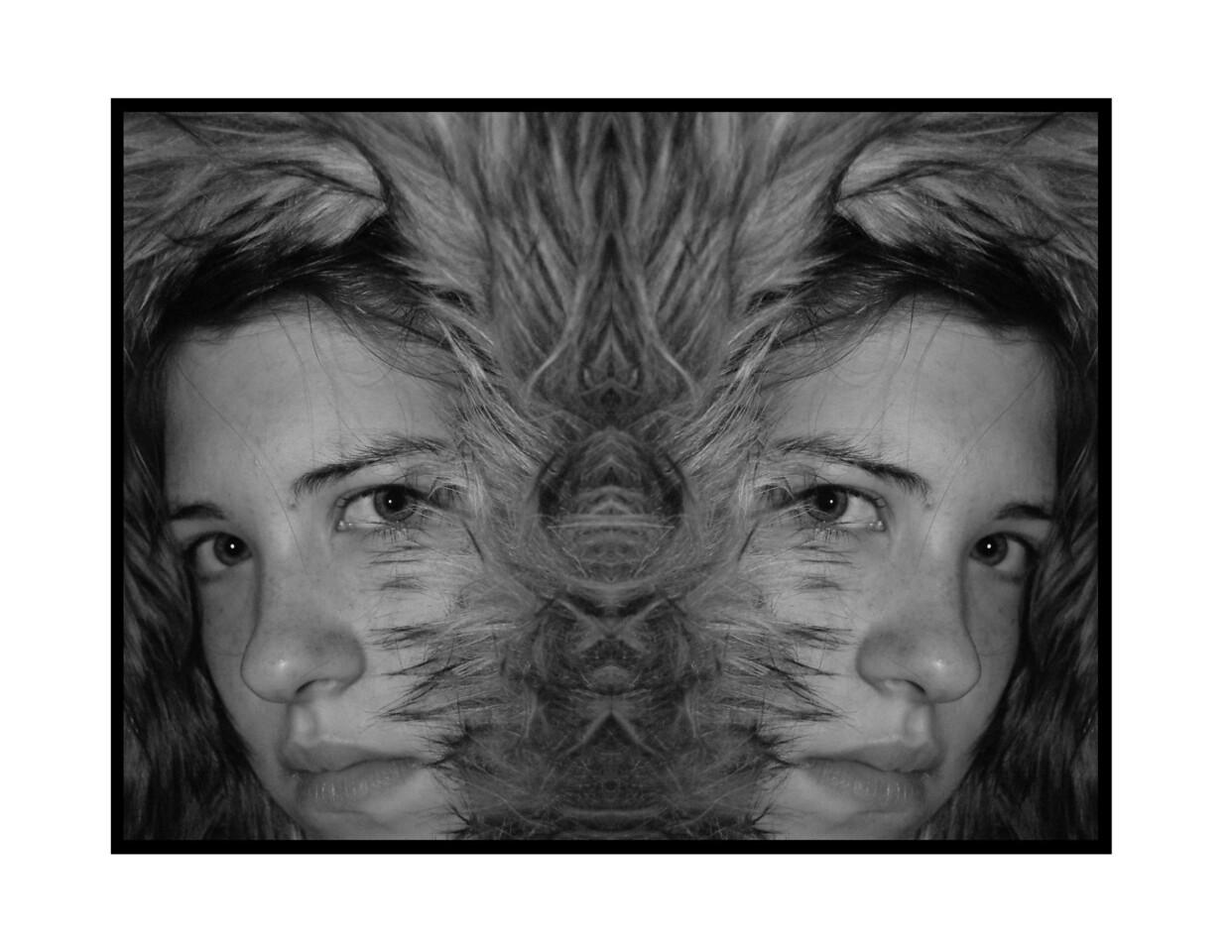 Rachel - Mirror faces