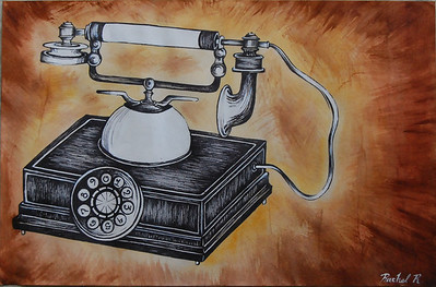 Telephone from the Past