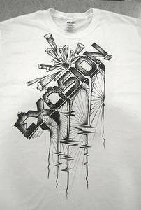 Excision Tee Shirt Design
