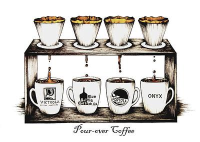 Pour-over Coffee, Original