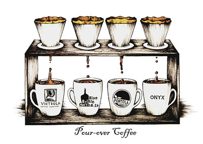 Pour-over Coffee, Original