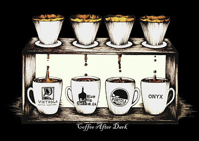 Pour-over Coffee: Coffee After Dark